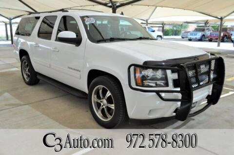 2011 Chevrolet Suburban for sale at C3Auto.com in Plano TX