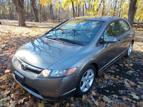 2006 Honda Civic for sale at Mercury Auto Sales in Woodland Park NJ