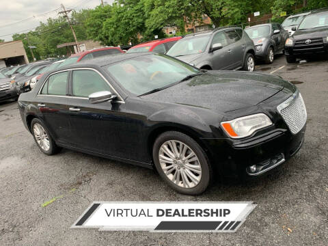 2013 Chrysler 300 for sale at Eastclusive Motors LLC in Hasbrouck Heights NJ