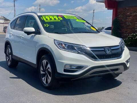 2015 Honda CR-V for sale at Premium Motors in Louisville KY