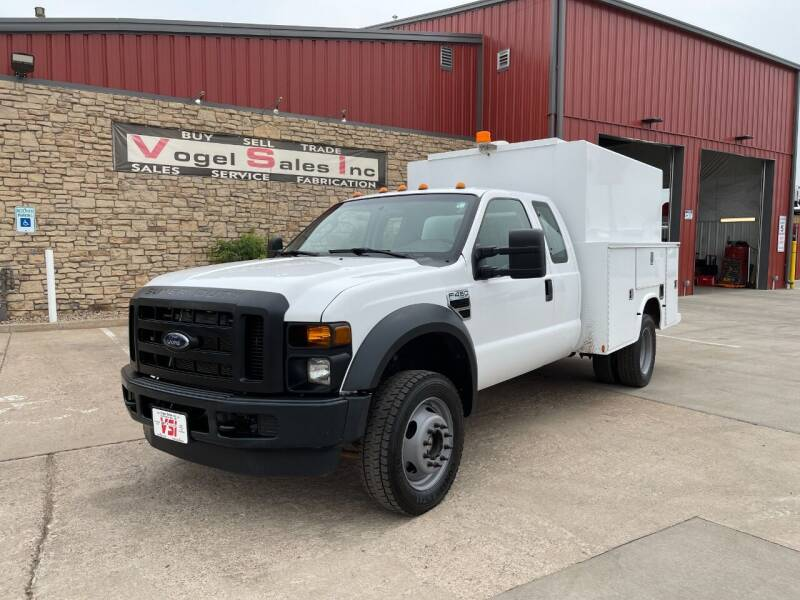 2009 Ford F-450 Super Duty for sale at Vogel Sales Inc in Commerce City CO