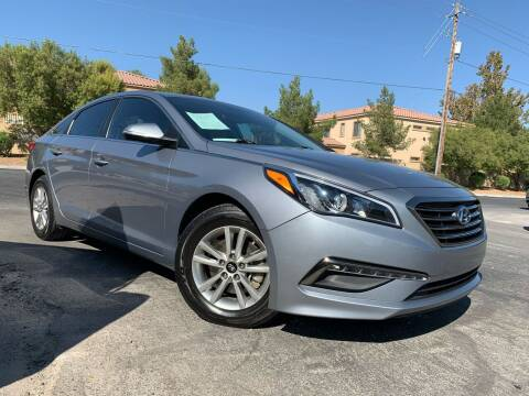 2015 Hyundai Sonata for sale at Boktor Motors in Las Vegas NV