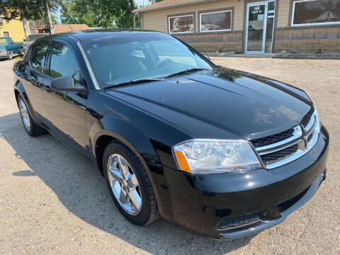 2013 Dodge Avenger for sale at Truck City Inc in Des Moines IA