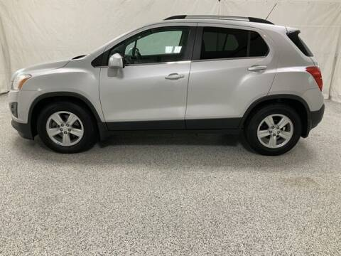 2016 Chevrolet Trax for sale at Brothers Auto Sales in Sioux Falls SD