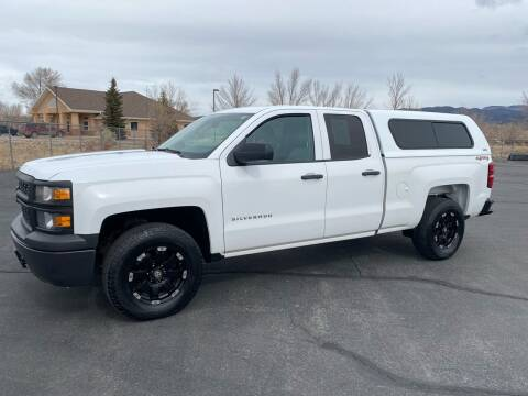 2014 Chevrolet Silverado 1500 for sale at Salida Auto Sales in Salida CO