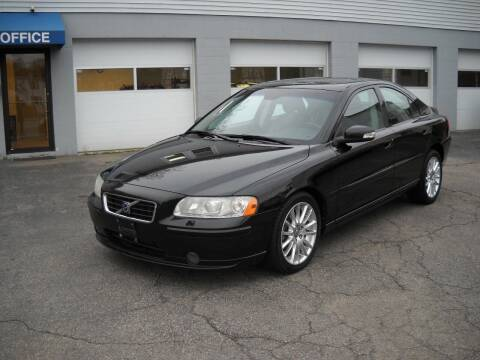 2007 Volvo S60 for sale at Best Wheels Imports in Johnston RI