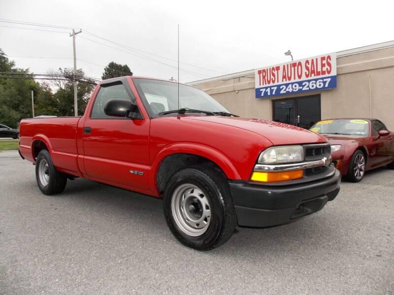 2000 Chevrolet S-10 for sale in Carlisle, PA