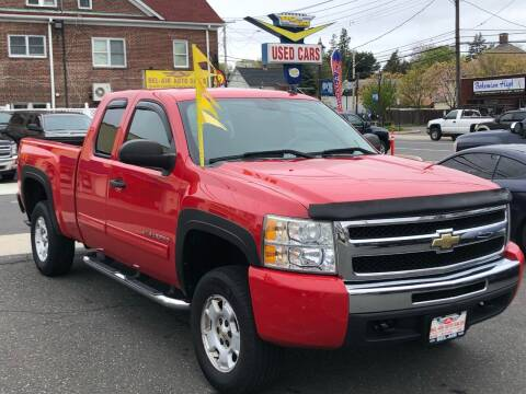 2010 Chevrolet Silverado 1500 for sale at Bel Air Auto Sales in Milford CT