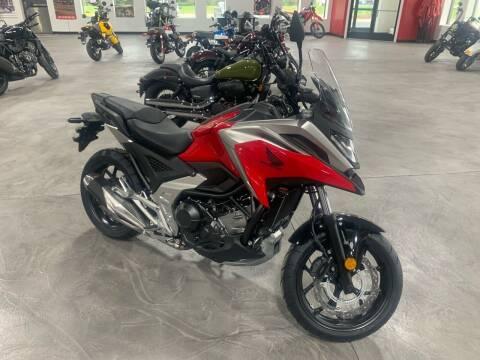 2021 Honda NC750X for sale at Dan Powers Honda Motorsports in Elizabethtown KY