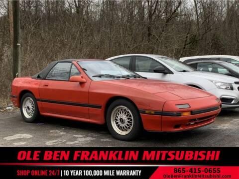 1988 Mazda RX-7 for sale at Ole Ben Franklin Mitsbishi in Oak Ridge TN