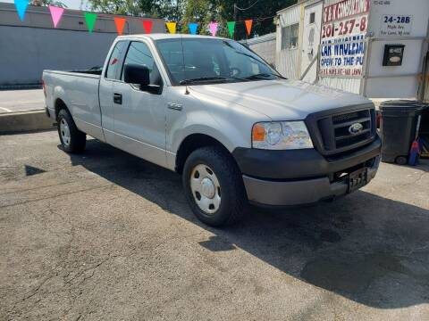 2005 Ford F-150 for sale at G&K Consulting Corp in Fair Lawn NJ