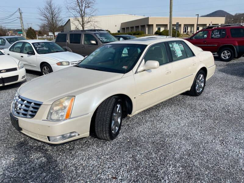 2007 Cadillac DTS for sale at Bailey's Auto Sales in Cloverdale VA