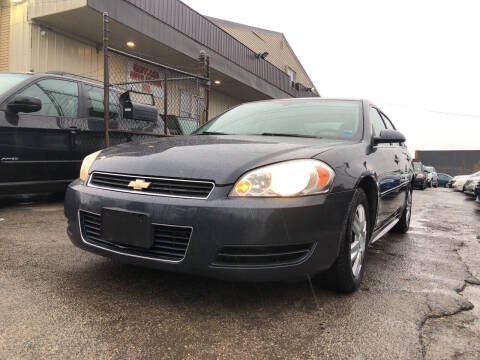 2009 Chevrolet Impala for sale at Six Brothers Auto Sales in Youngstown OH