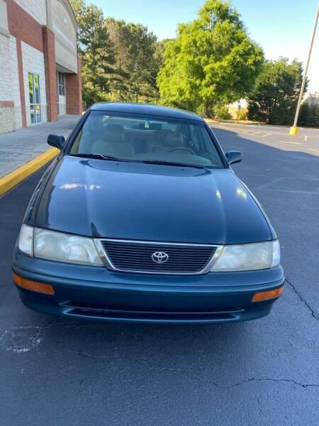 1997 Toyota Avalon for sale at Dalia Motors LLC in Winder GA
