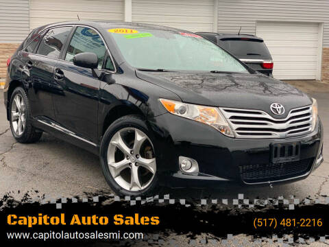 2011 Toyota Venza for sale at Capitol Auto Sales in Lansing MI