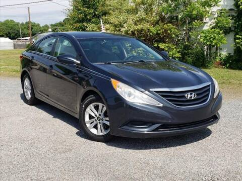 2013 Hyundai Sonata for sale at Auto Mart in Kannapolis NC