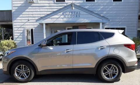 2018 Hyundai Santa Fe Sport for sale at Coastal Motors in Buzzards Bay MA