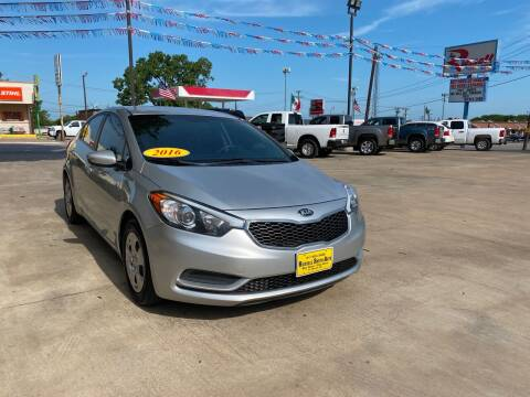 2016 Kia Forte for sale at Russell Smith Auto in Fort Worth TX