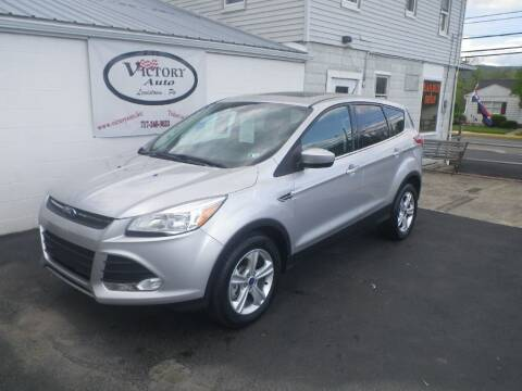 2016 Ford Escape for sale at VICTORY AUTO in Lewistown PA