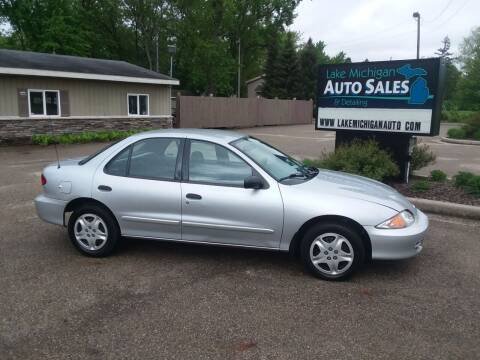 2000 Chevrolet Cavalier for sale at Lake Michigan Auto Sales & Detailing in Allendale MI