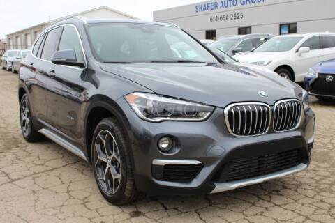 2018 BMW X1 for sale at SHAFER AUTO GROUP in Columbus OH