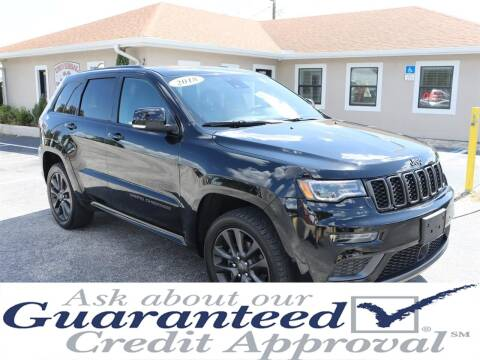 2018 Jeep Grand Cherokee for sale at Universal Auto Sales in Plant City FL