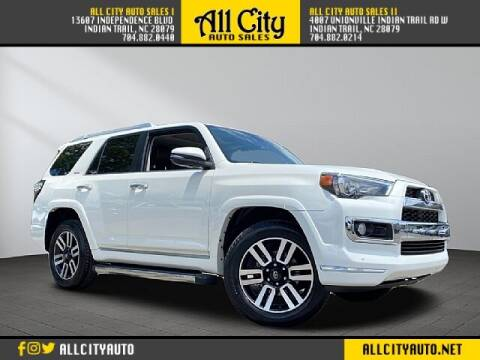 2014 Toyota 4Runner for sale at All City Auto Sales in Indian Trail NC