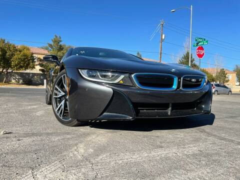 2016 BMW i8 for sale at Boktor Motors in Las Vegas NV