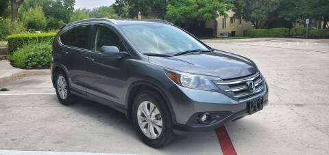2012 Honda CR-V for sale at Motorcars Group Management - Bud Johnson Motor Co in San Antonio TX