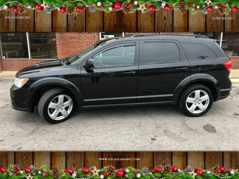 2012 Dodge Journey for sale at Atlas Cars Inc. in Radcliff KY