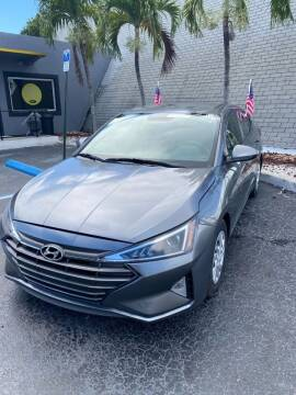 2019 Hyundai Elantra for sale at YOUR BEST DRIVE in Oakland Park FL