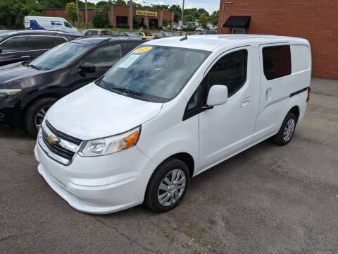 2015 Chevrolet City Express Cargo for sale at A & A IMPORTS OF TN in Madison TN