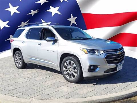 2021 Chevrolet Traverse for sale at Gentilini Motors in Woodbine NJ