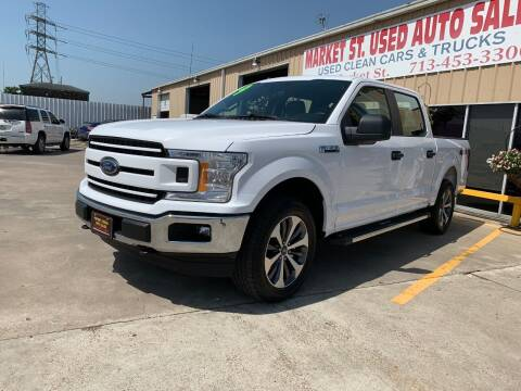 2019 Ford F-150 for sale at Market Street Auto Sales INC in Houston TX