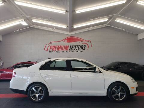 2008 Volkswagen Jetta for sale at Premium Motors in Villa Park IL