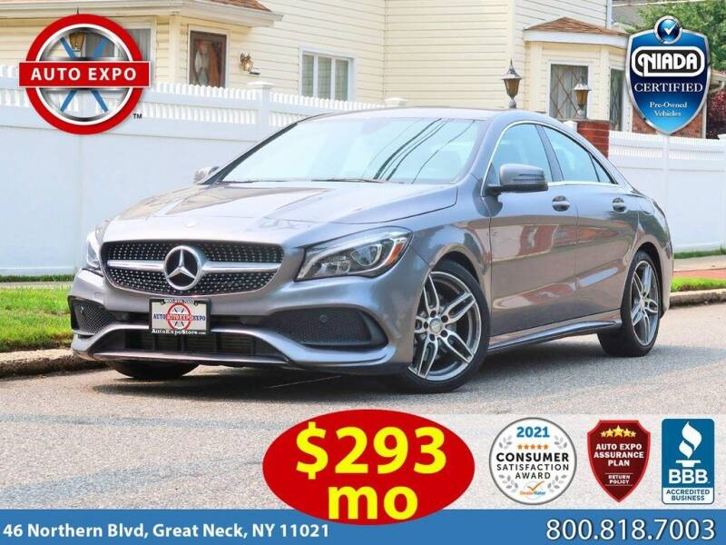 2017 Mercedes-Benz CLA for sale in Great Neck, NY