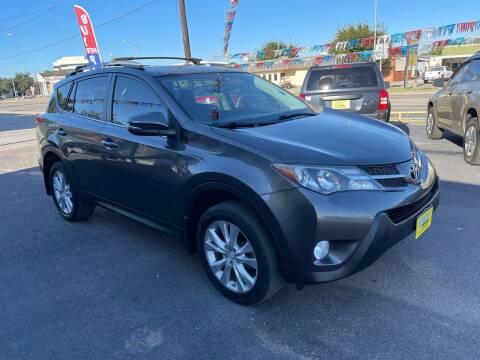 2013 Toyota RAV4 for sale at Rock Motors LLC in Victoria TX