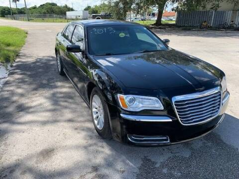 2013 Chrysler 300 for sale at VC Auto Sales in Miami FL