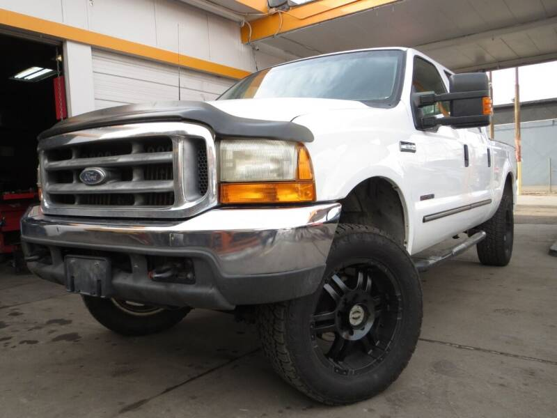 2000 Ford F-350 Super Duty for sale at PR1ME Auto Sales in Denver CO