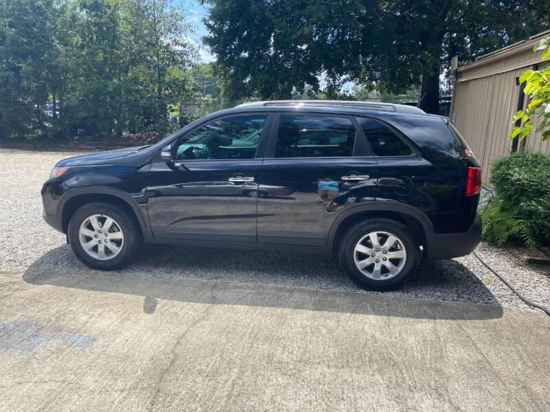 2011 Kia Sorento for sale at Mad Motors LLC in Gainesville GA