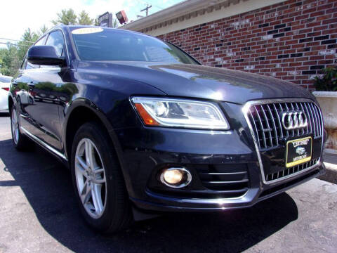 2017 Audi Q5 for sale at Certified Motorcars LLC in Franklin NH