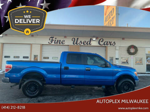 2014 Ford F-150 for sale at Autoplex 3 in Milwaukee WI