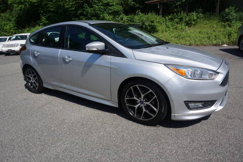 2016 Ford Focus for sale at Bloom Auto in Ledgewood NJ