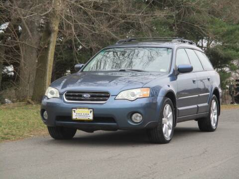 2006 Subaru Outback for sale at Loudoun Used Cars in Leesburg VA