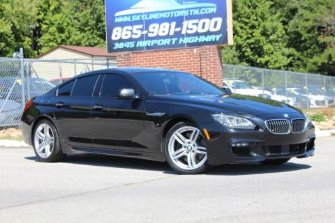 2014 BMW 6 Series for sale at Skyline Motors in Louisville TN