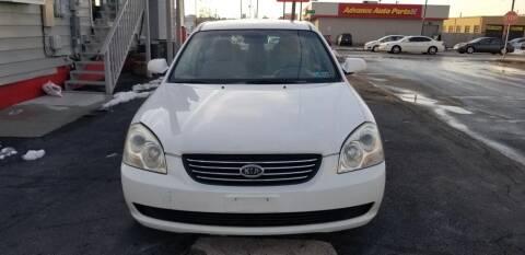 2008 Kia Optima for sale at Roy's Auto Sales in Harrisburg PA