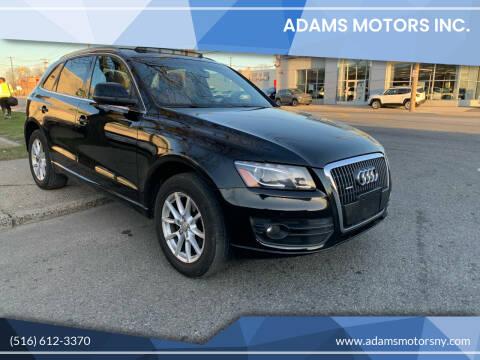 2012 Audi Q5 for sale at Adams Motors INC. in Inwood NY