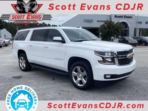 2020 Chevrolet Suburban for sale at SCOTT EVANS CHRYSLER DODGE in Carrollton GA