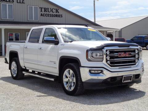 2018 GMC Sierra 1500 for sale at Burkholder Truck Sales LLC (Edina) in Edina MO