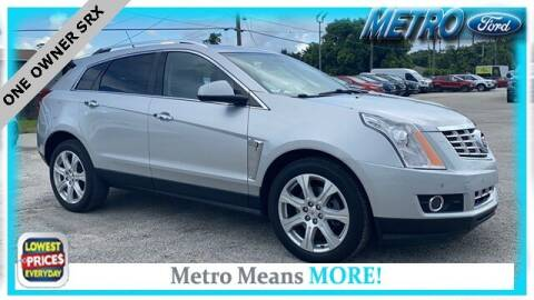 2013 Cadillac SRX for sale at Your First Vehicle in Miami FL
